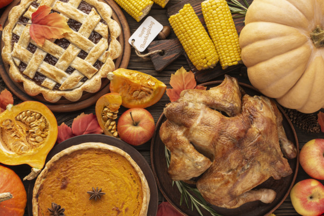 Топ рецептов на День благодарения