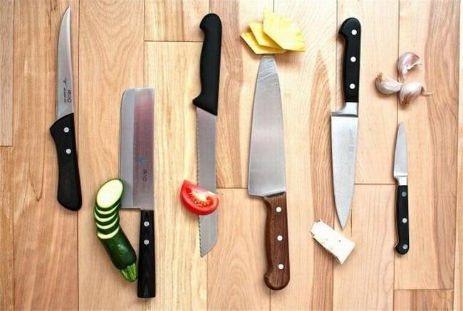 Набор кухонных ножей: что нужно знать для выбора