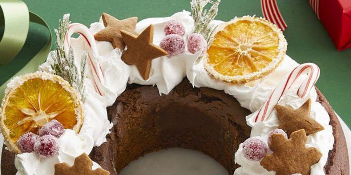 Топ новогодних рецептов для украшения стола