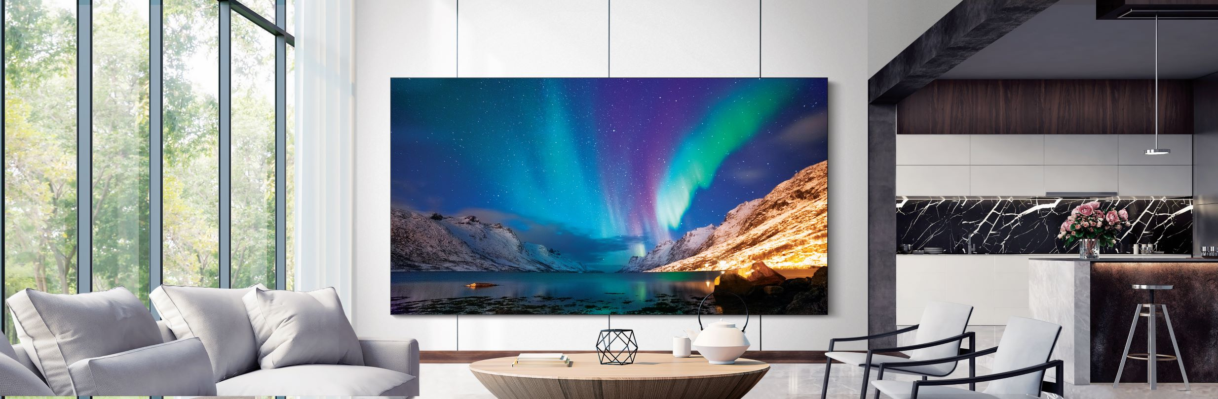 Новая линейка телевизоров от Samsung: доступность и экологичность