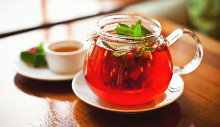 Топ рецептов зимнего чая с витаминами