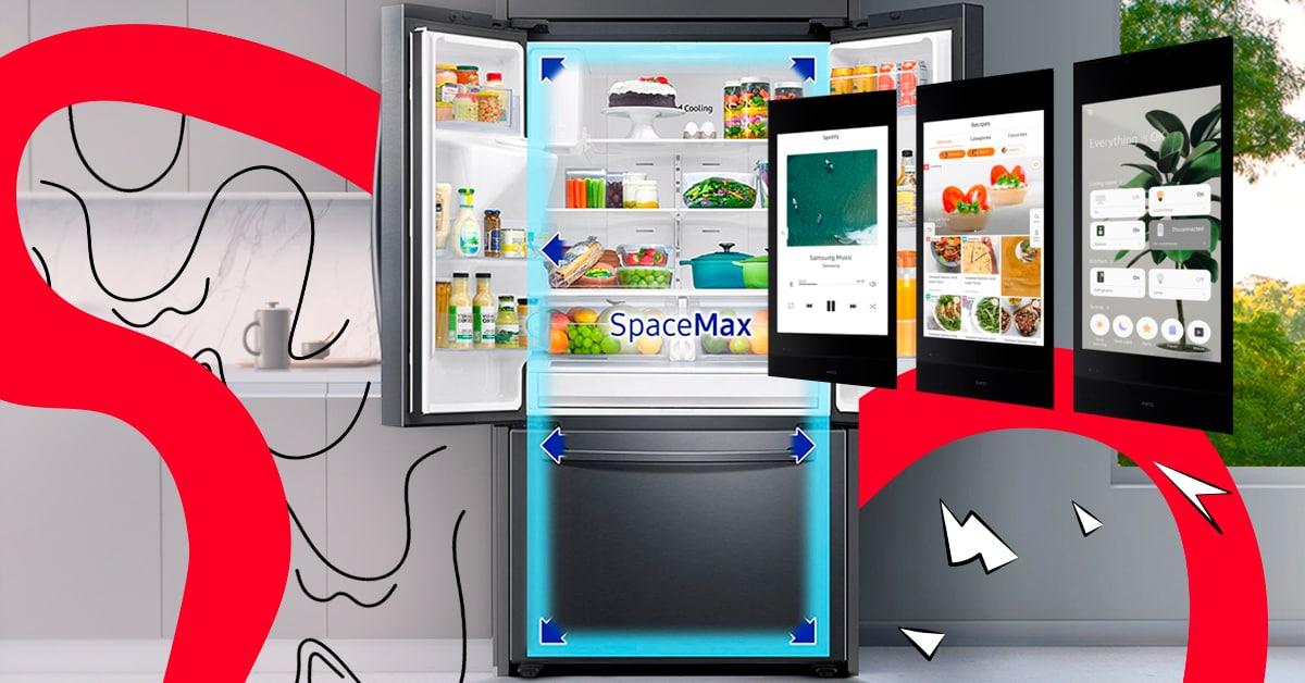 Умный холодильник: что умеет и чем отличается от обычного