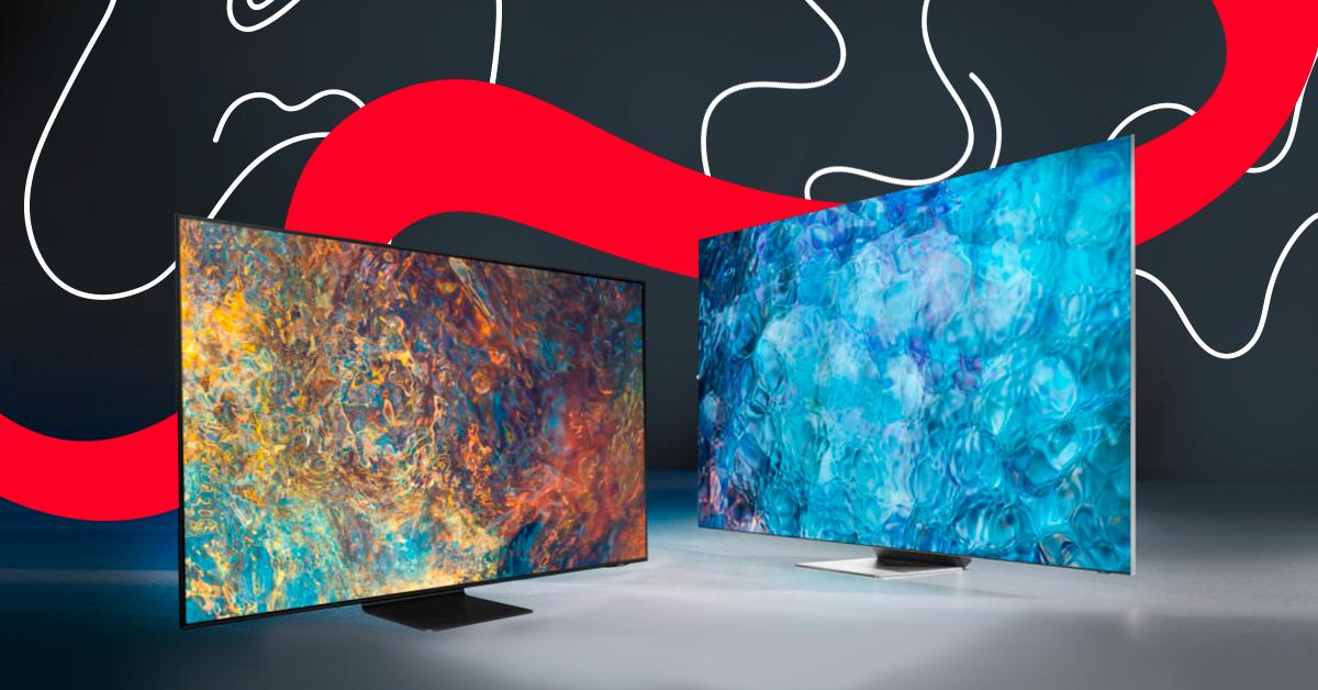 Samsung показали  Мicro LED и Neo QLED-телевизоры. Что это такое?