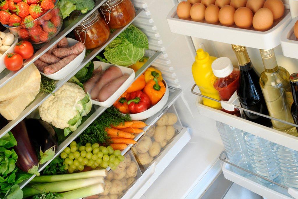 Правильное хранение продуктов в холодильнике: рекомендации