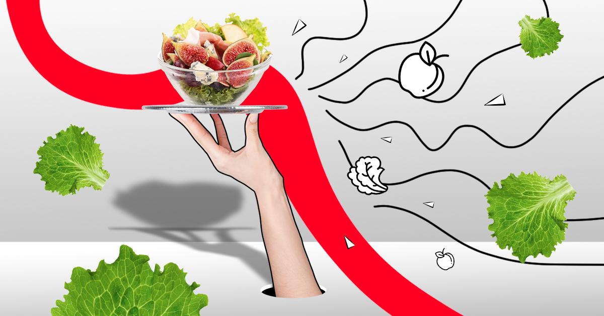 Топ рецептов летних фруктовых салатов