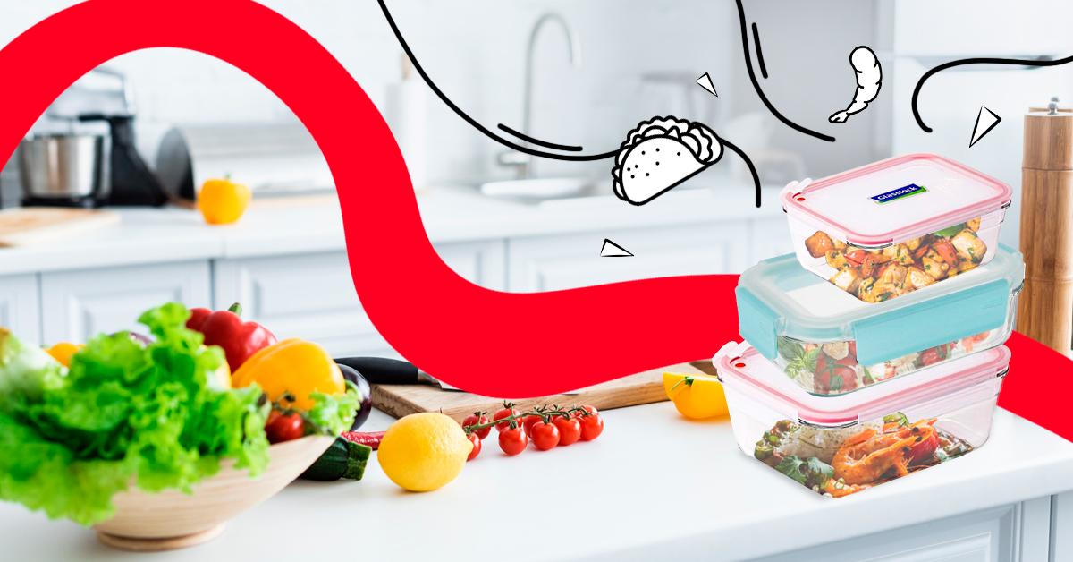 Контейнер для хранения пищи: гайд по выбору