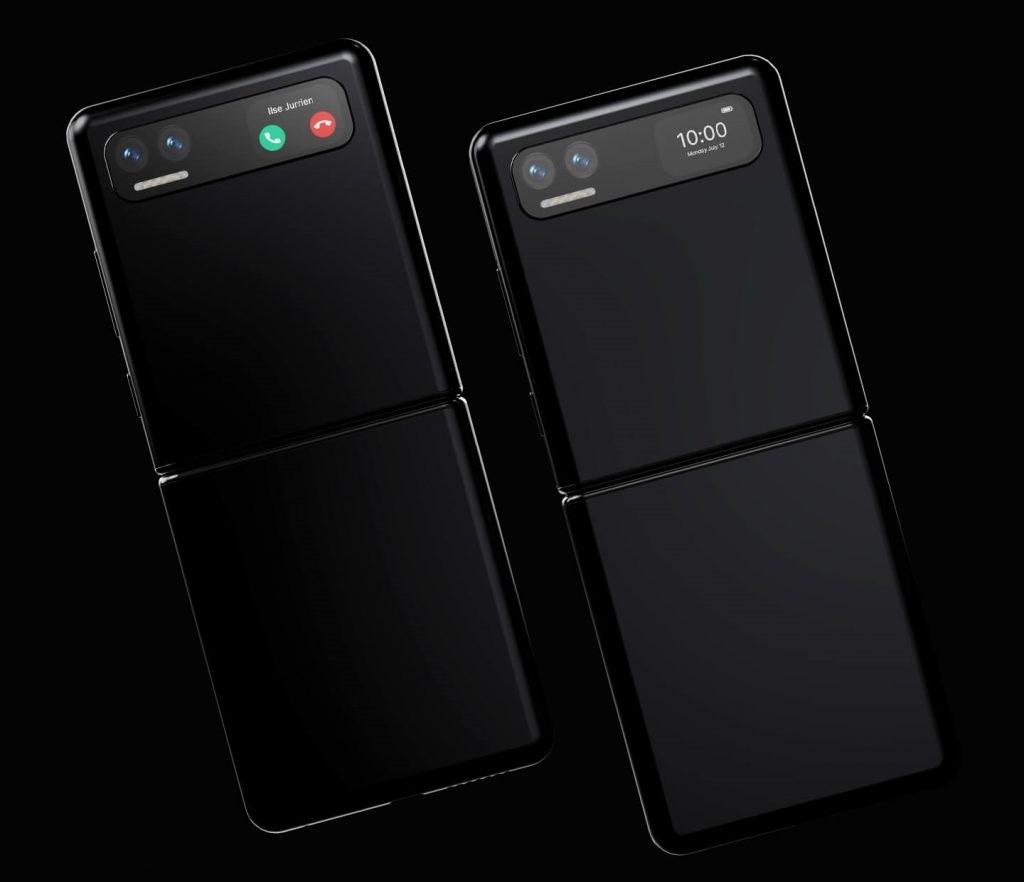 Xiaomi Mi Mix Flip: повторится ли успех раскладушки от Samsung