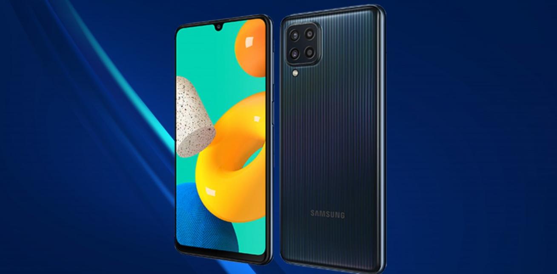 Samsung Galaxy M32 — аккумулятор надолго, и не только