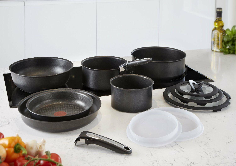 Tefal Ingenio — посуд для сучасної кухні